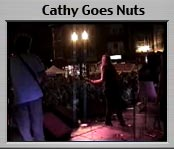 Cathy Goes Nuts