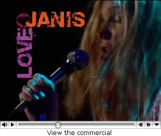 Love, Janis commercial